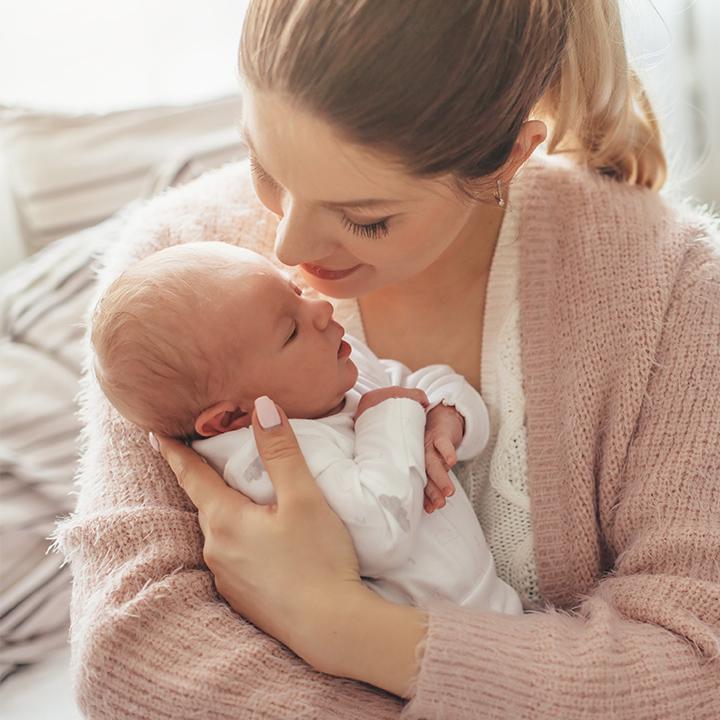 赤ちゃんをケアするメリット