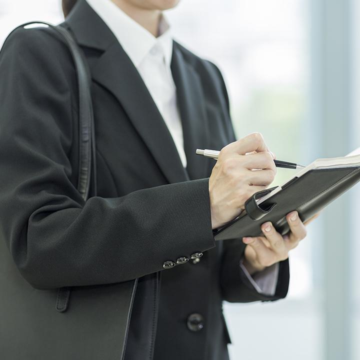 担当エージェントのアドバイスを客観的に受け止められる